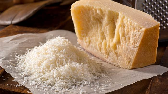 Five Yummy Italian Cheeses