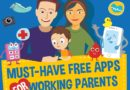 Free Apps For Working Parents