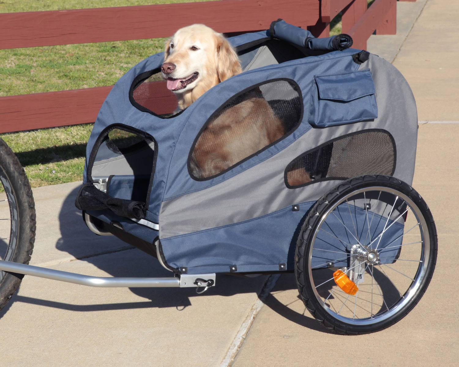 New stroller for dogs