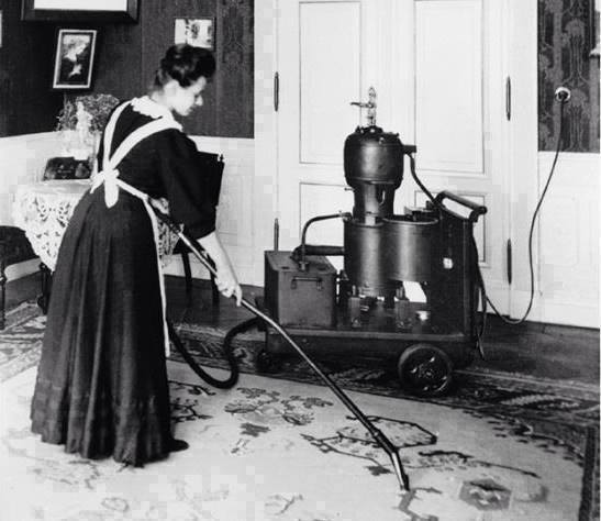 first Vacuum Cleaner