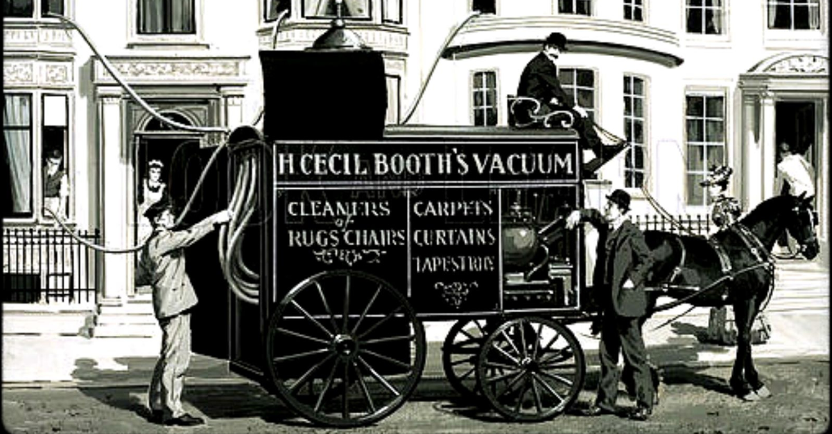 History And Innovation Of American Vacuum Cleaner Blog