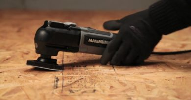 Oscillating Multi-Tool basics and usefulness