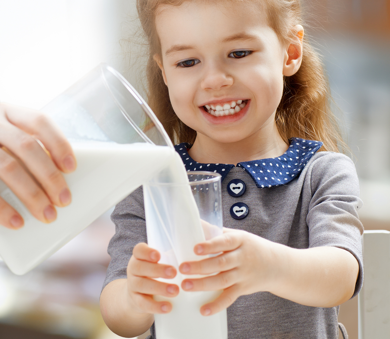 A2 Cow milk For kids