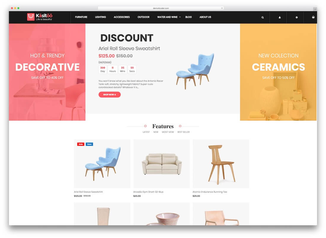 kasitoo magento theme template