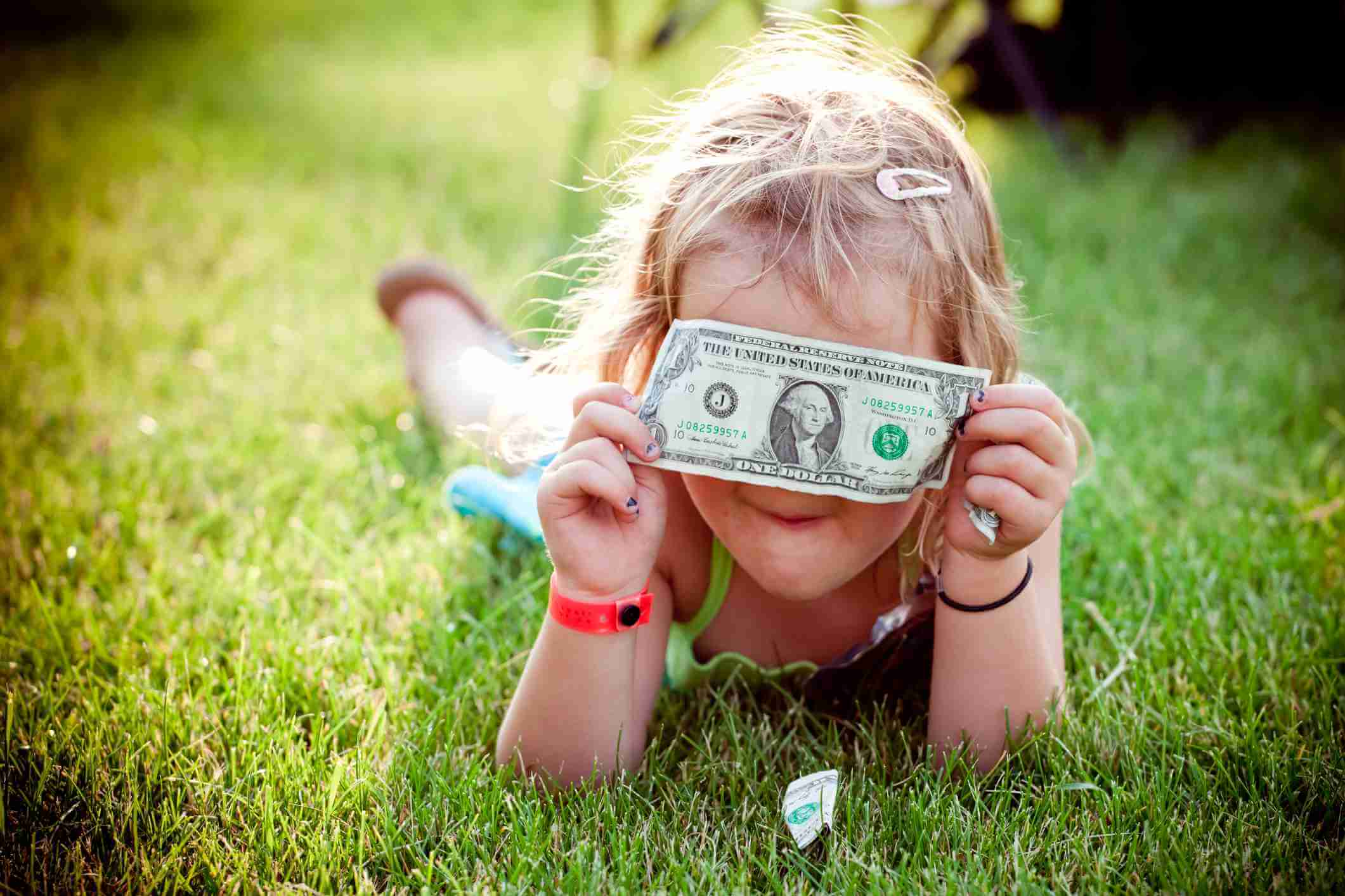 Open Child's Saving Account