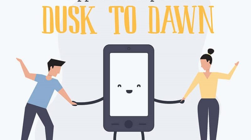 Apps that Help from Dusk to Dawn