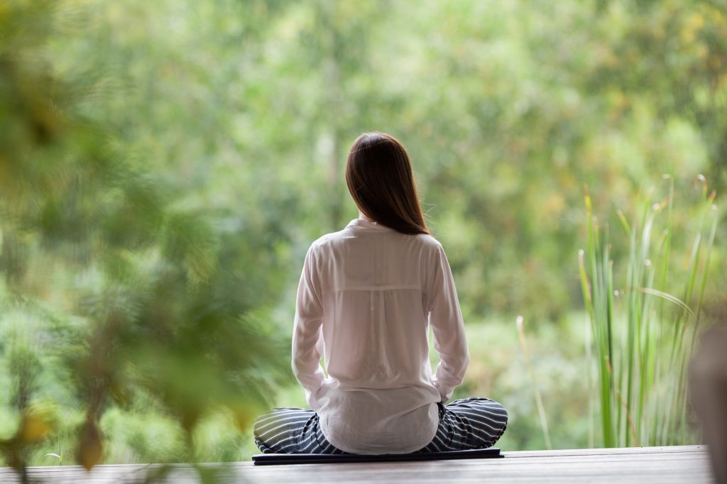Meditation for mindful