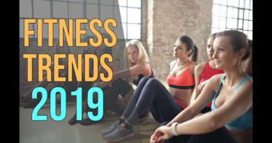 latest fitness trends