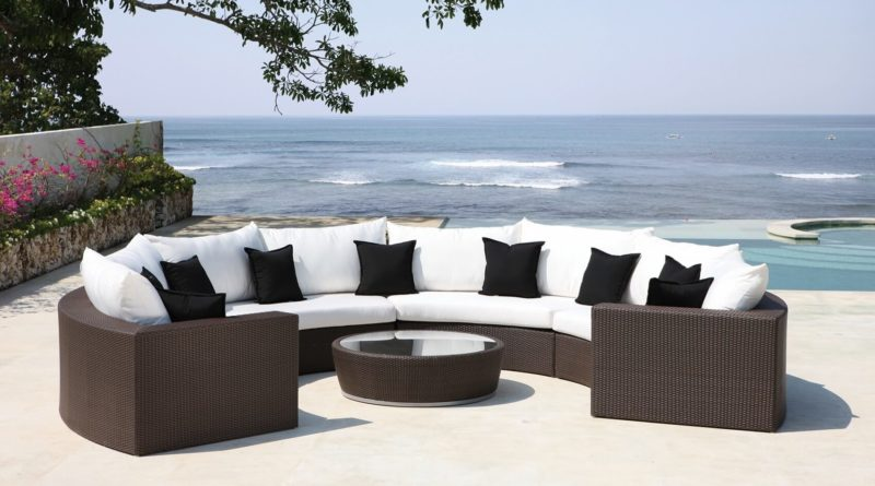 luxury Rattan Outdoor Furniture