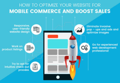 How to Optimize Your Website For Mobile Commerce and Boost Sales