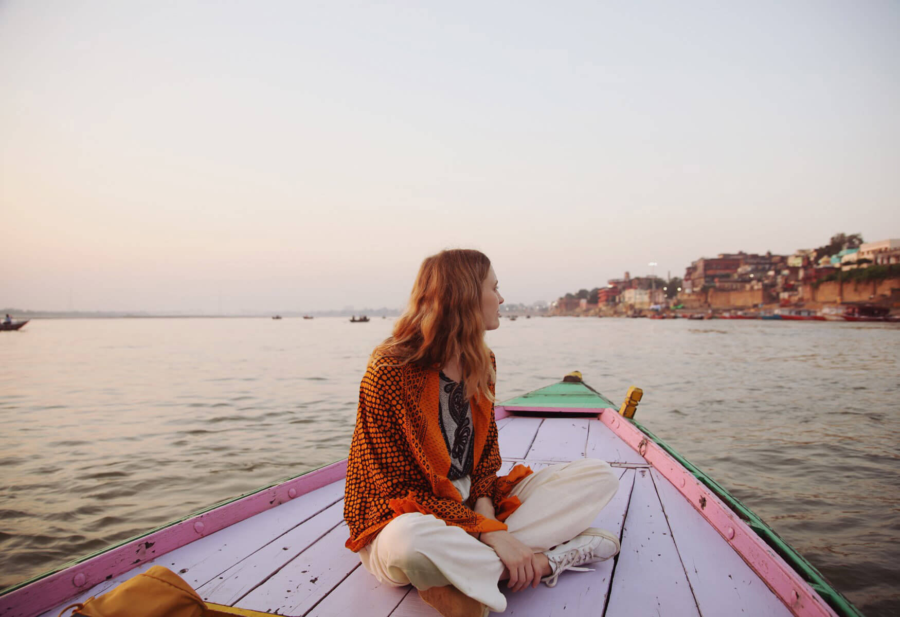 Stay relaxed during travel