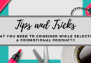 Tips and Tricks Promotional Product