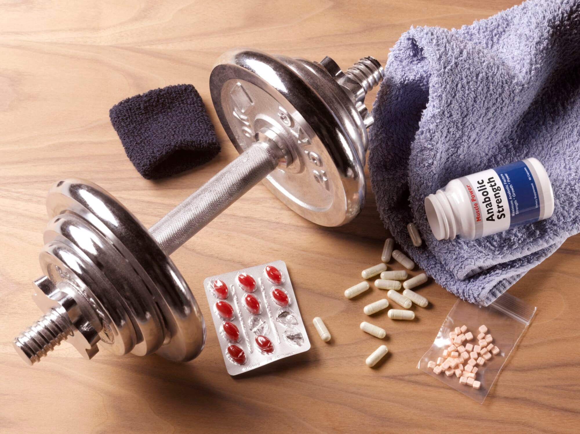 abuse of anabolic steroids