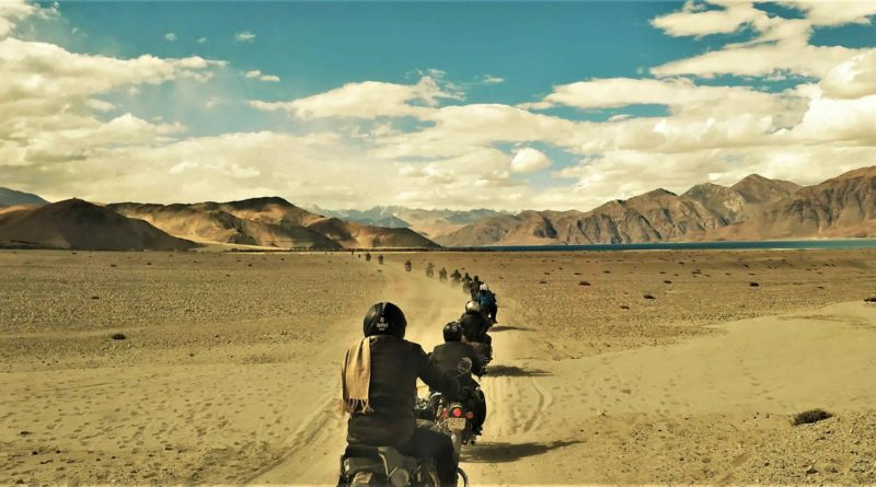 leh ladakh bike trip with blogflickr