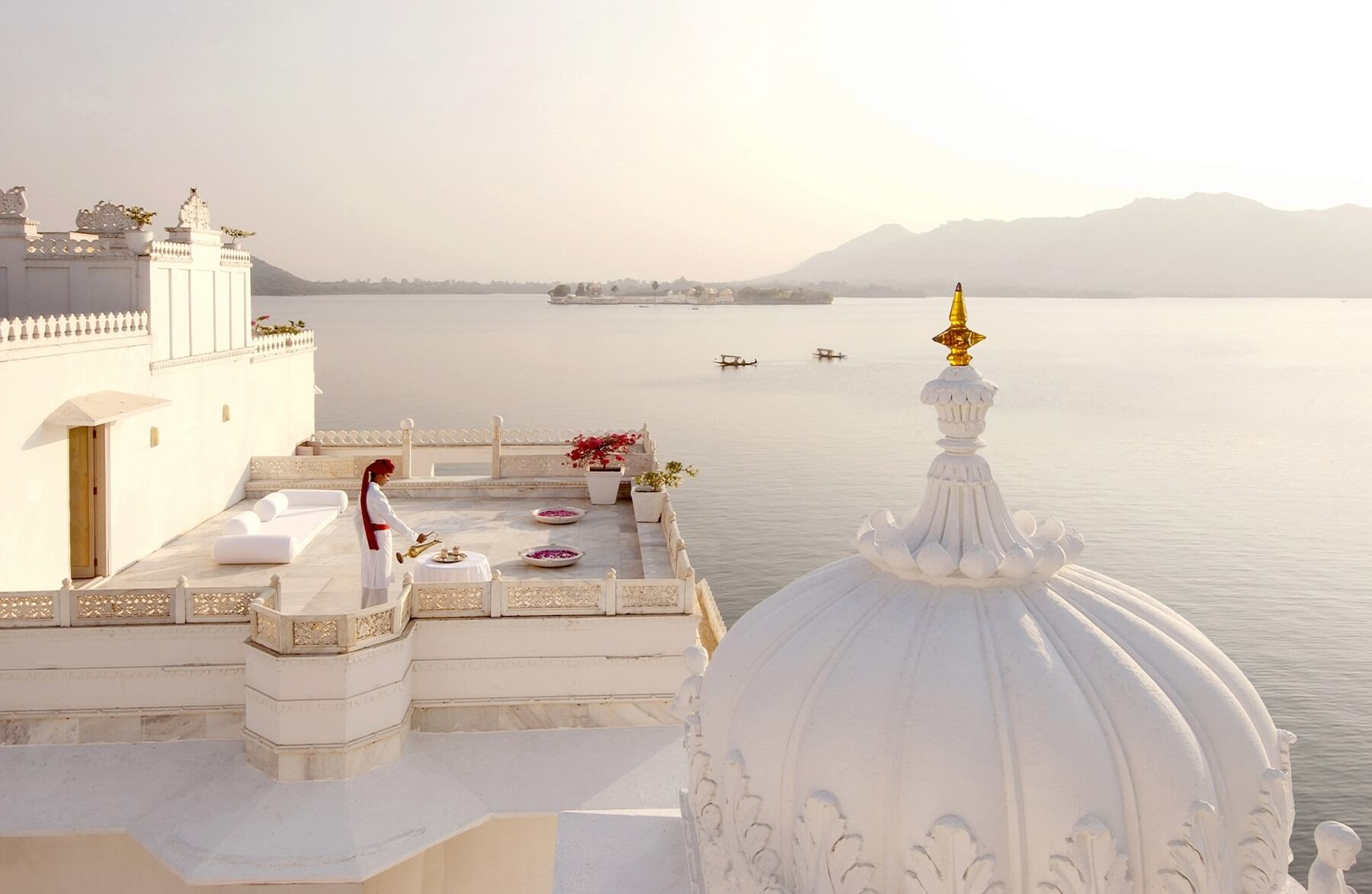 Grand Royal Suites, Taj Lake Palace Udaipur