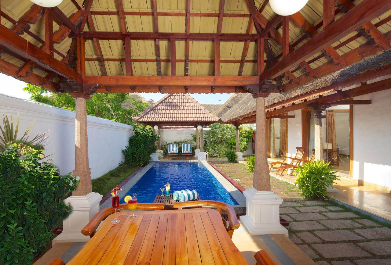 The Intimate Presidential Pool Villa, Le Pondy Spa Resort (Pondicherry)