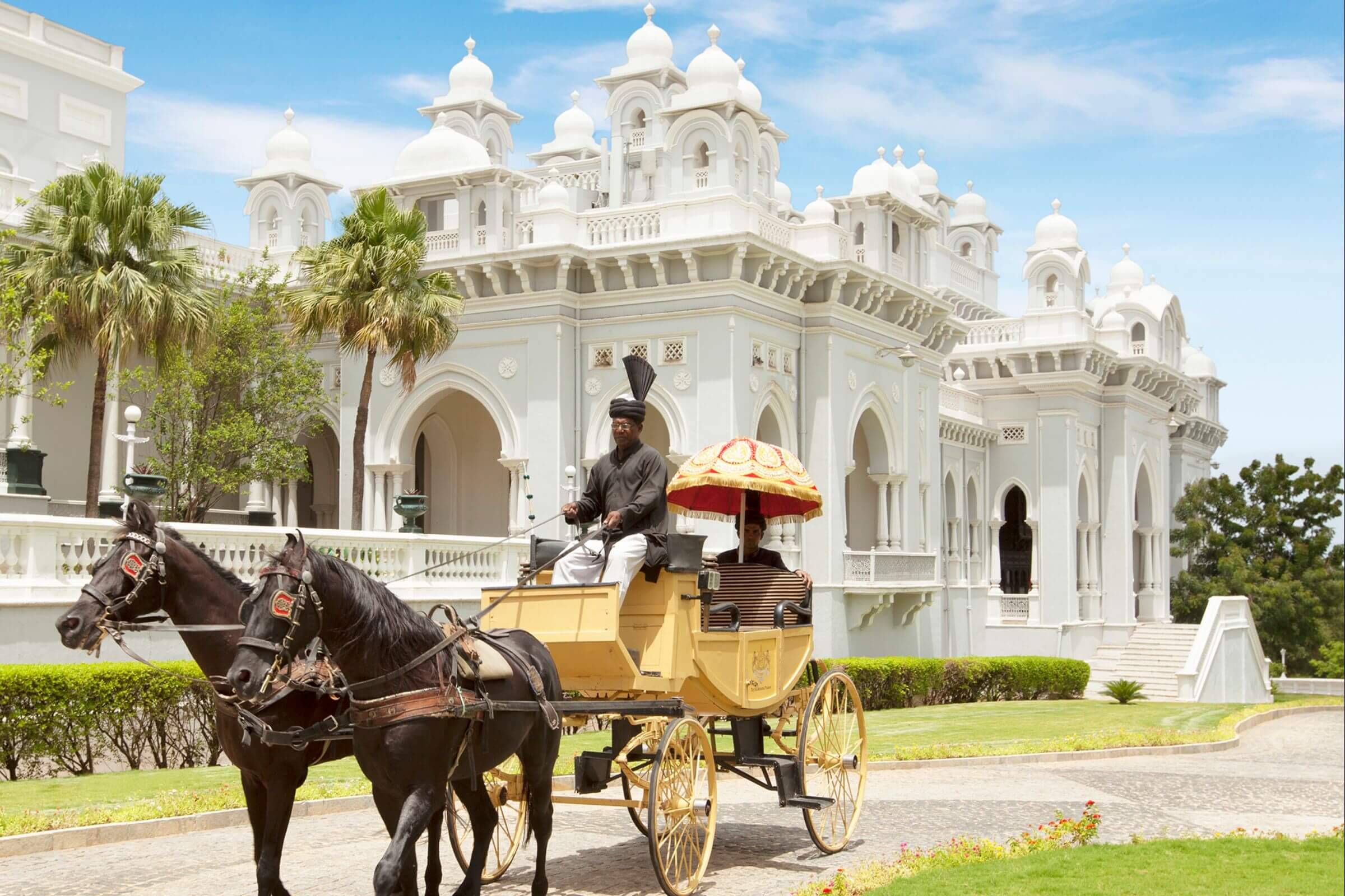 The Nizam Suite, Taj Falaknuma Palace (Hyderabad)