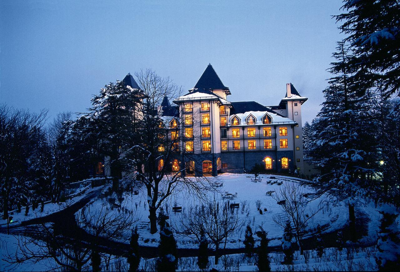 WildFlower Hall (Shimla)