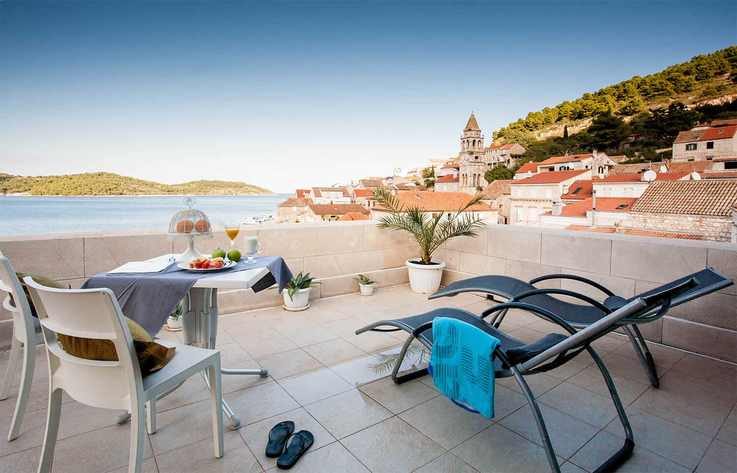 romantic vacation in Vis Croatia