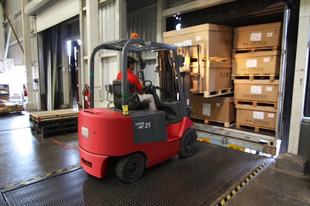 Forklift Hire For Company