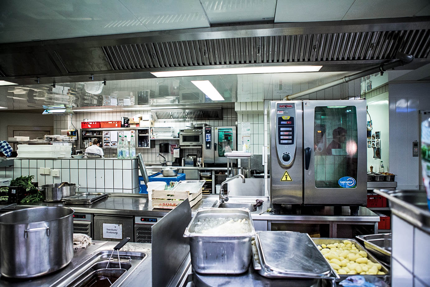 Kitchen Food Processing Machines