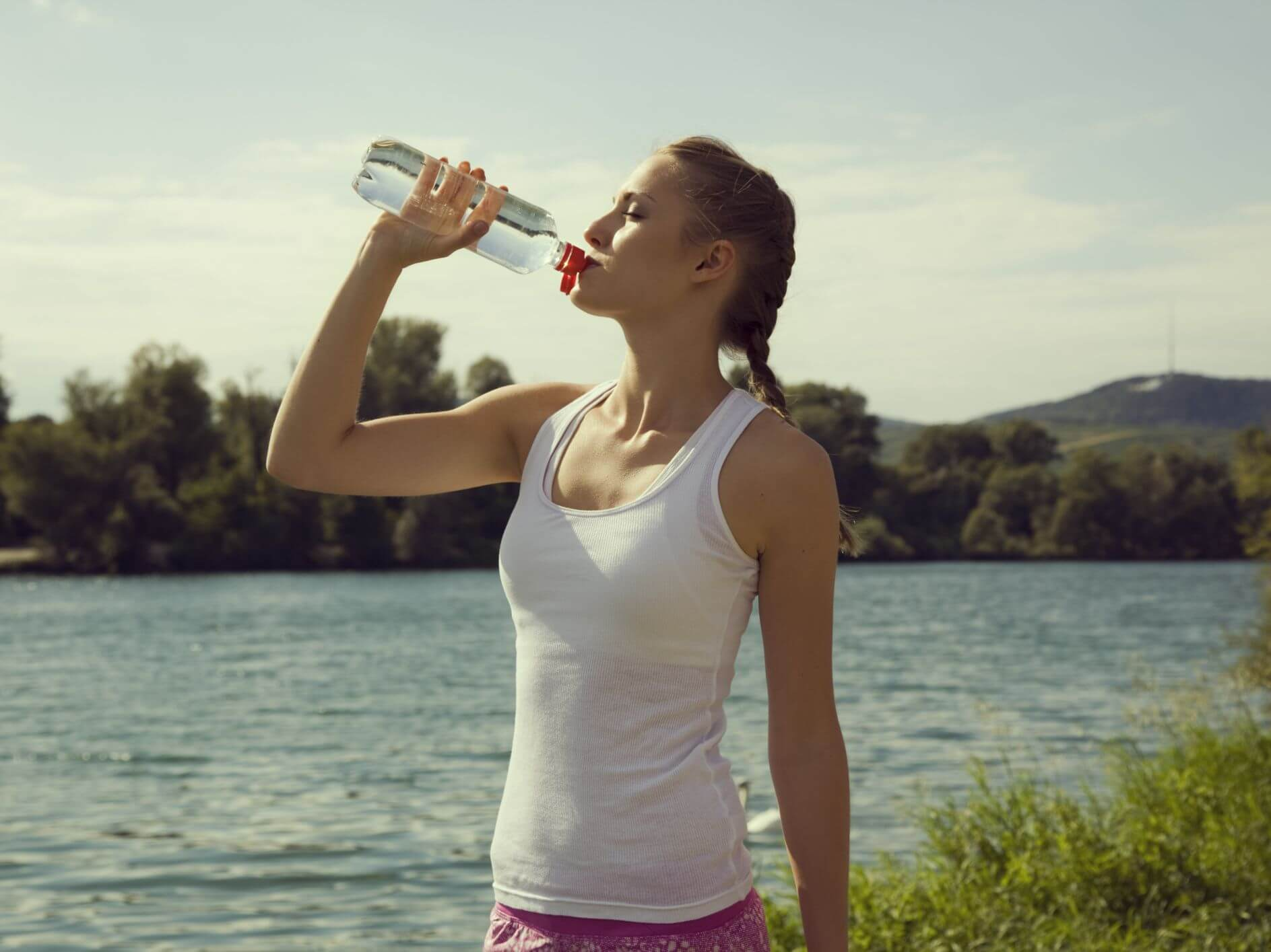 drinking water for wellness