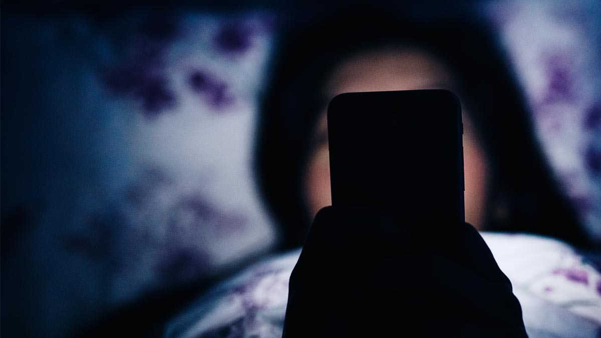 Technology Is Affecting Your Sleep