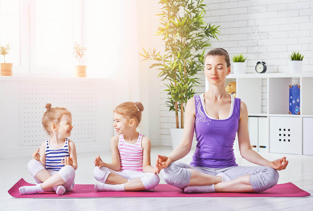 Mindfulness Meditation to kids