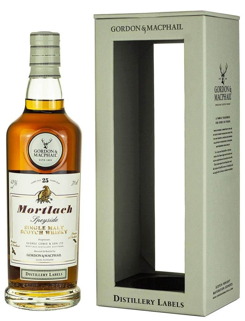 Mortlach Single Malt 25-Year Whiskey