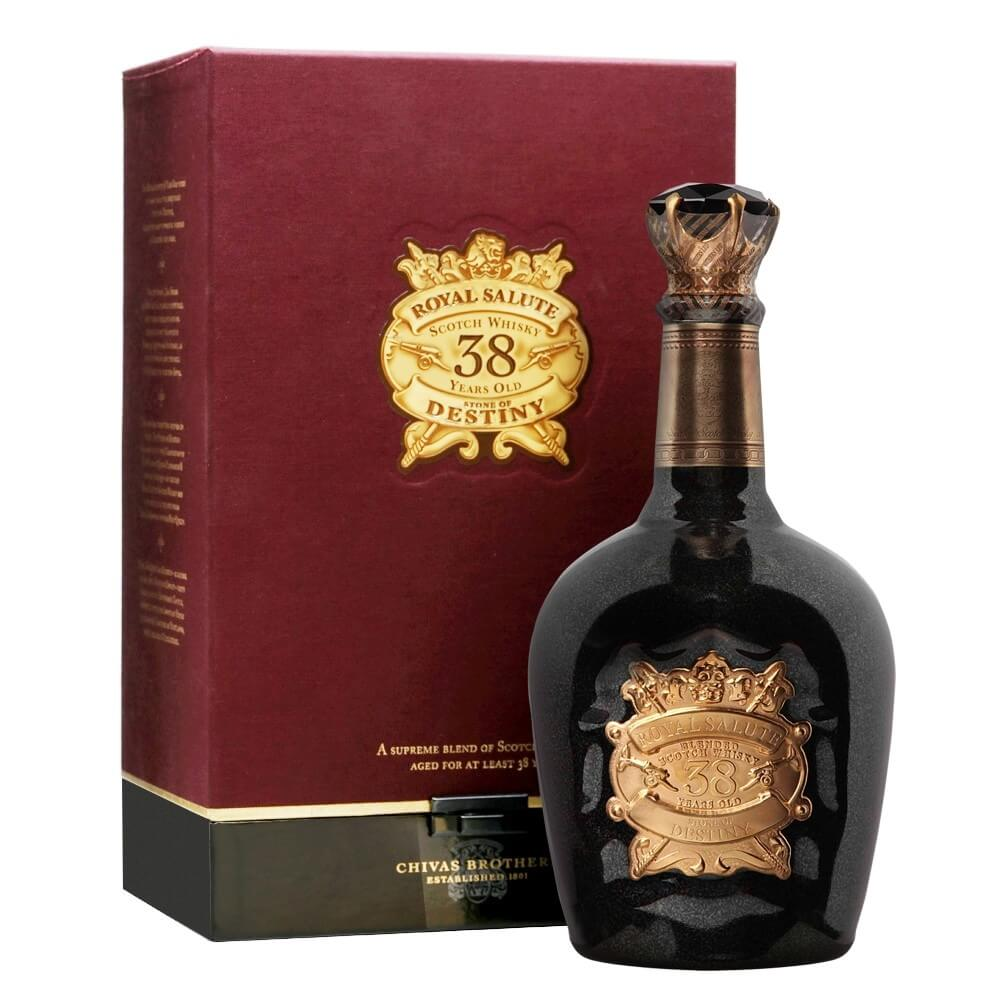Royal Salute 38-Year Whiskey