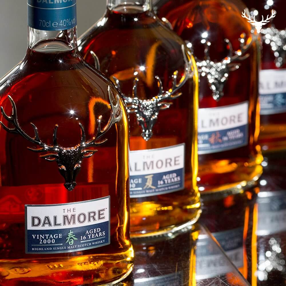 The Dalmore Collection Single Malt Whiskeys