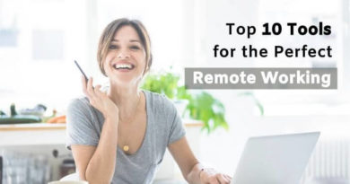 Top 10 Tools for the Perfect Remote Working