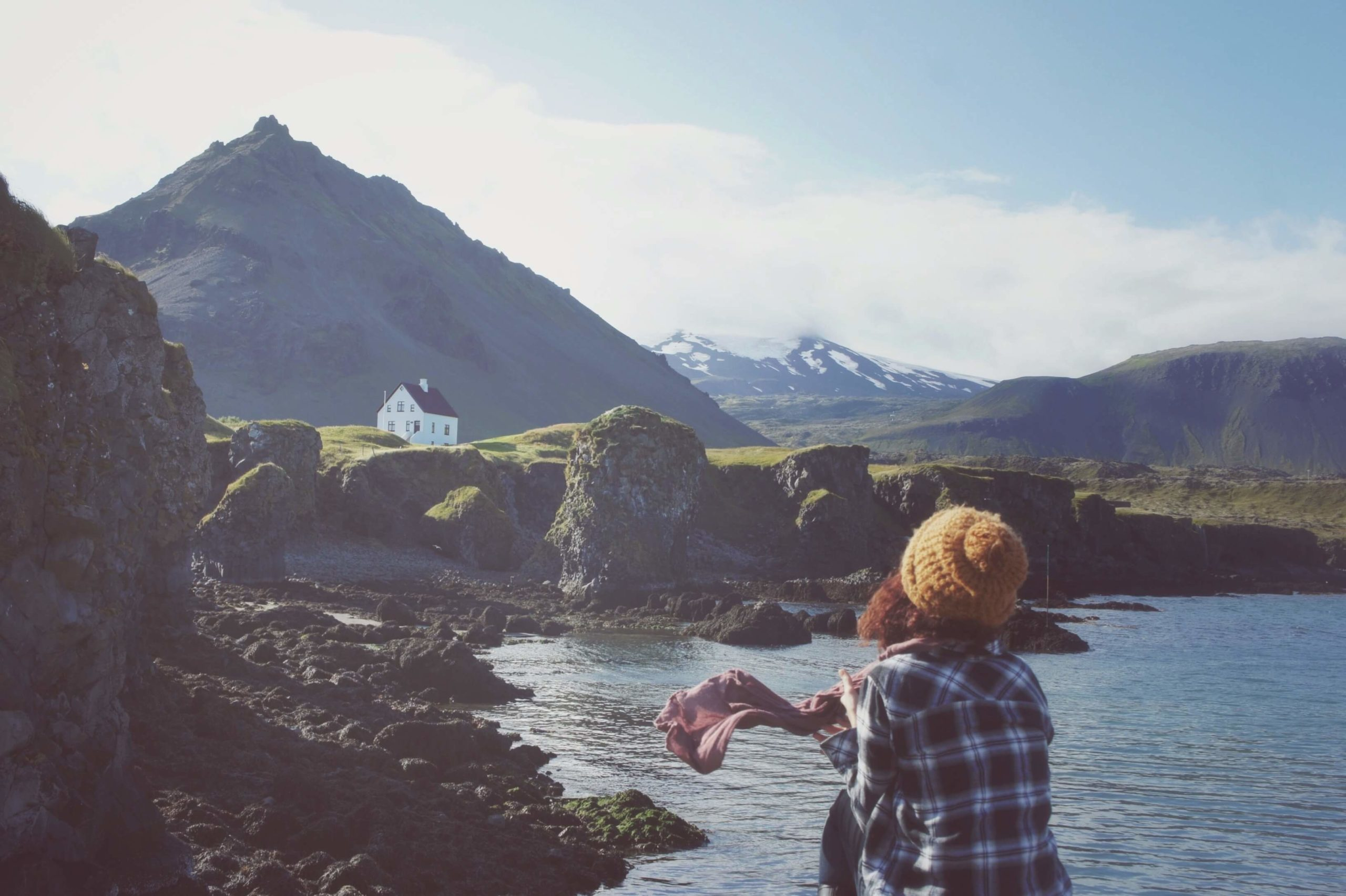 Iceland solo trip