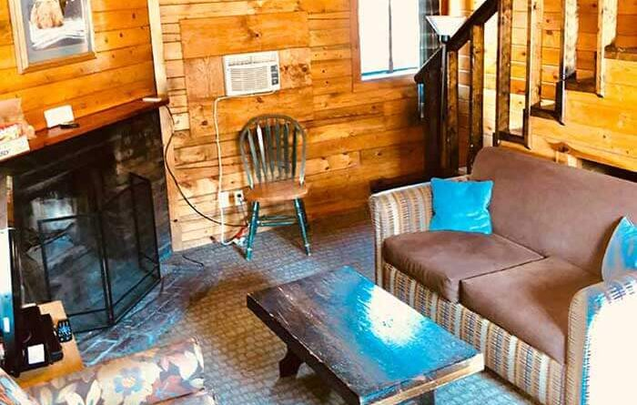 Woods Cabins Rental