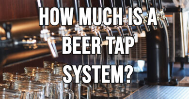 How Much Is A Beer Tap System