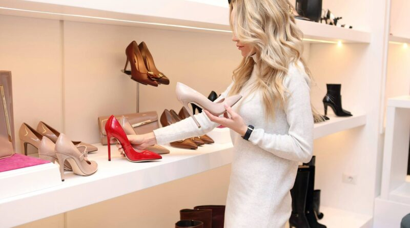 Women's Shoes Style Guide The ultimate guide On Types of Ladies Footwear